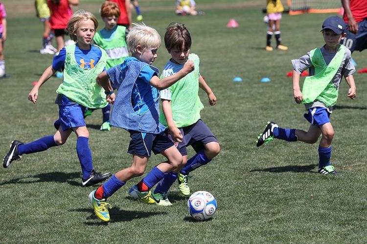 Summer Soccer Camps Dave Fromer Soccer